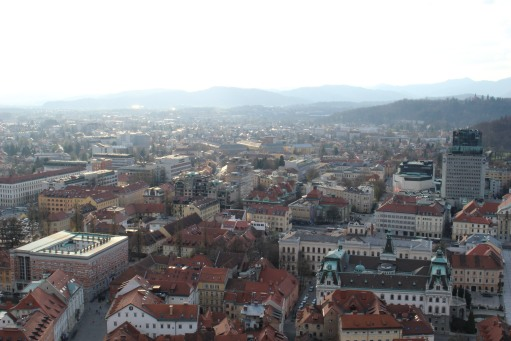 Ljubljana City View
